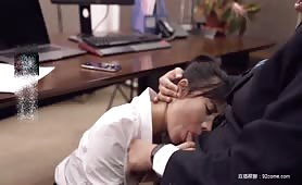 91自拍视频-办公室A片强奸美女员工